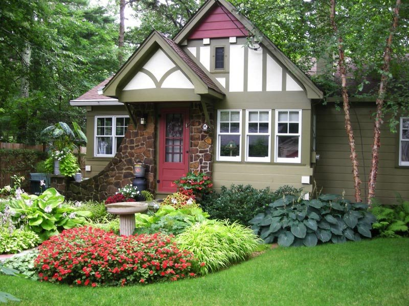 Small Front Yard Landscaping Ideas No Grass