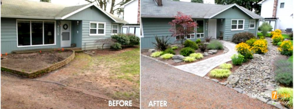 Small Front Yard Landscaping Ideas On A Budget Australia