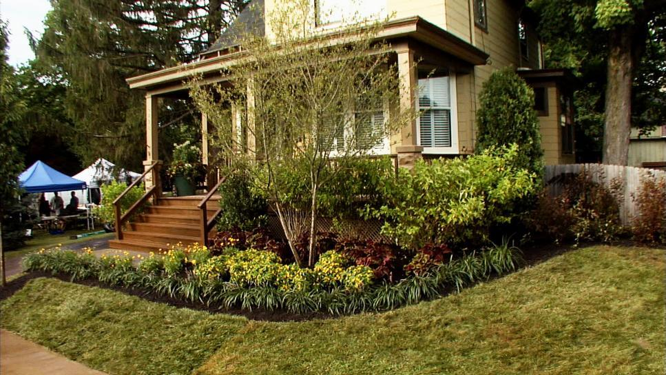 Small Front Yard Landscaping Ideas Pinterest