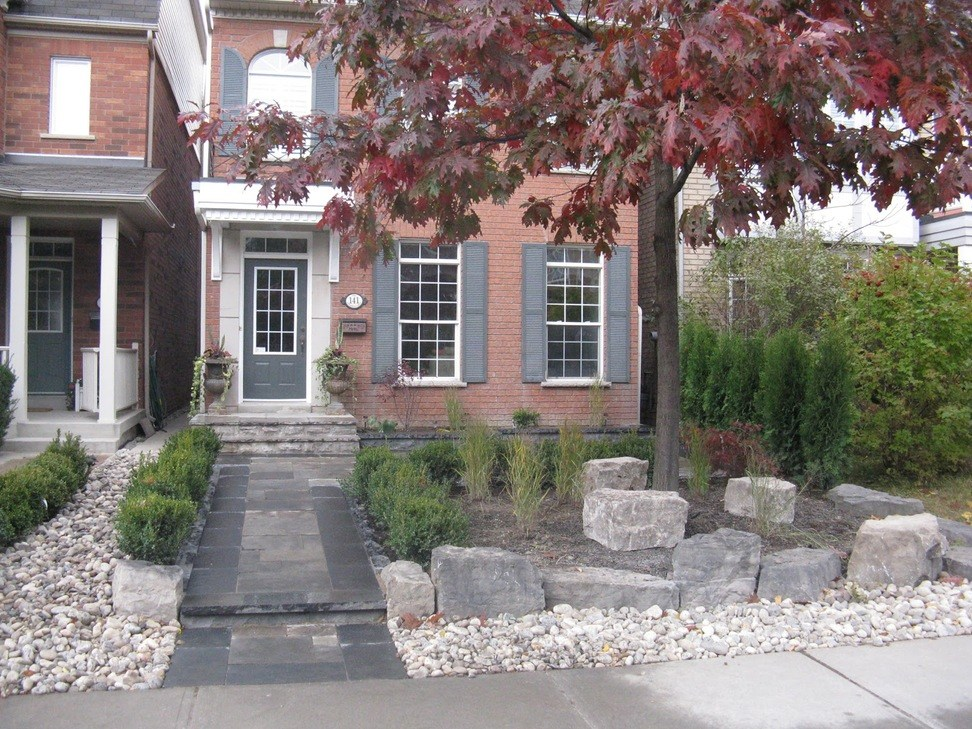 Small Front Yard Landscaping Ideas Toronto