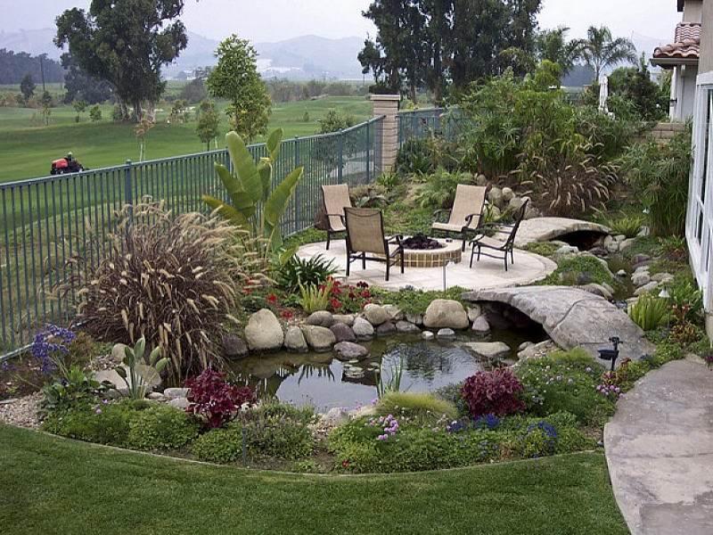 Small Garden Landscape Ideas Nz