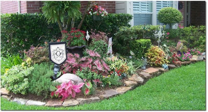 Small Garden Landscape Ideas