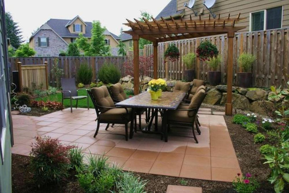 Small Landscape Ideas Pinterest