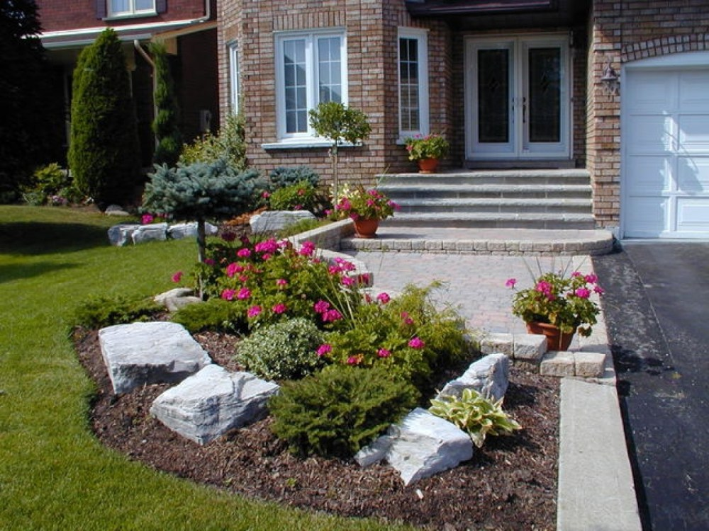 Small Landscaping Ideas Front Yard