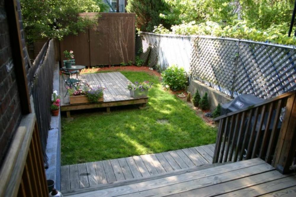 Small Lawn Landscape Ideas