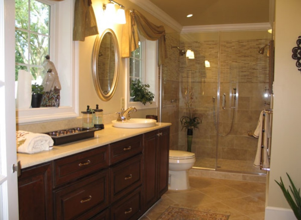 Small Master Bathroom Ideas Photo Gallery