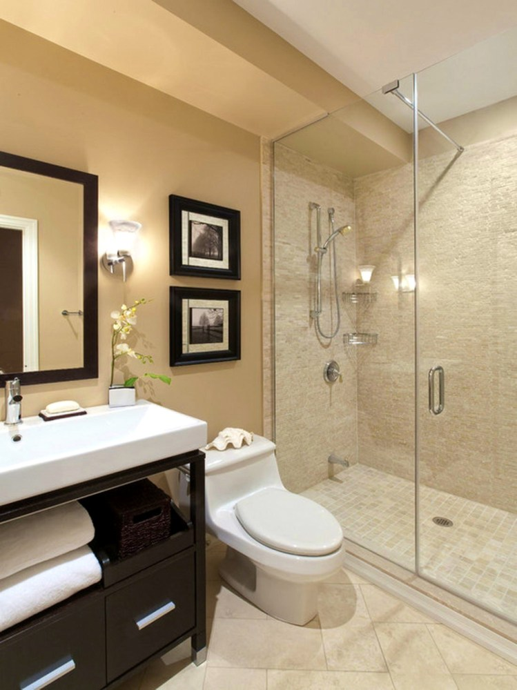 Small Modern Bathroom Designs 2012