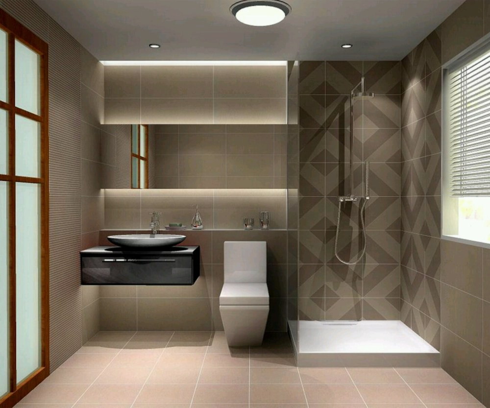 Small Modern Bathroom Designs 2015