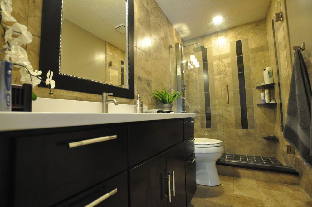 Small Modern Bathroom Ideas Photos