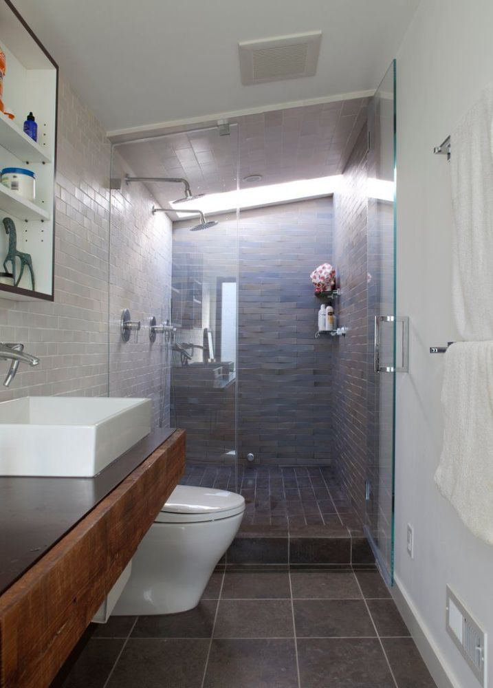 Small Narrow Bathroom Remodel Ideas
