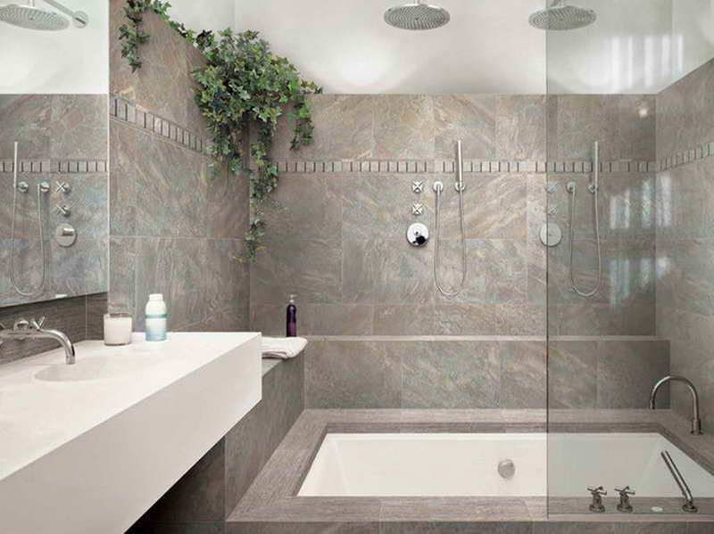 Small Tiled Bathroom Ideas