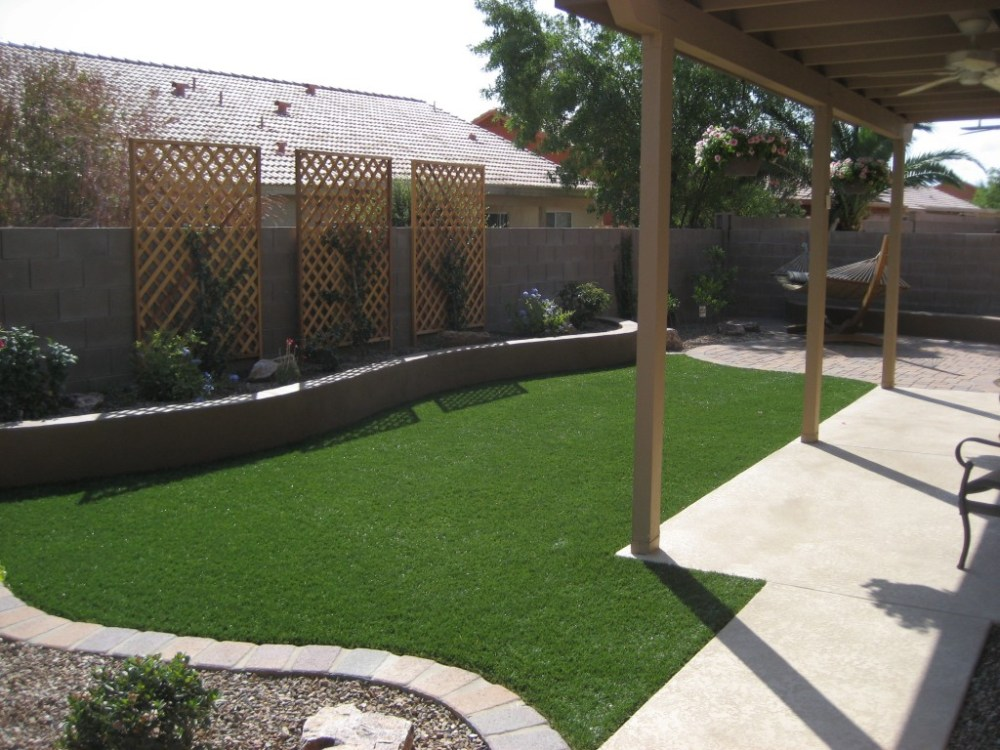 Small Yard Landscaping Ideas Cheap