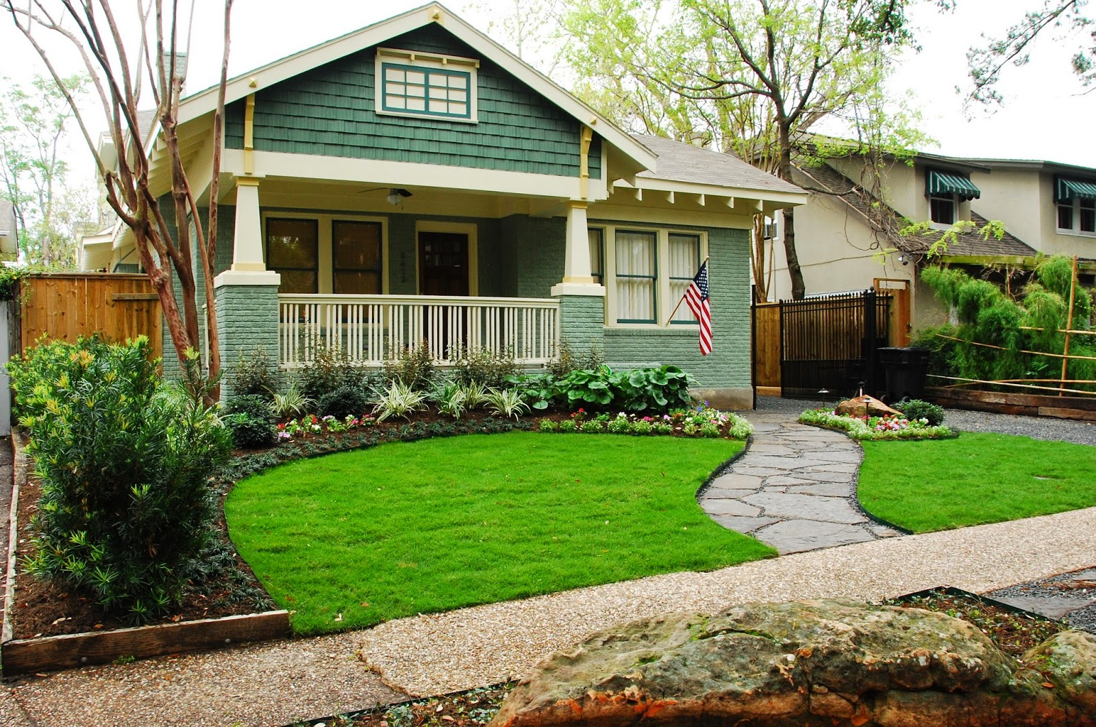 Small Yard Landscaping Ideas Front Yard