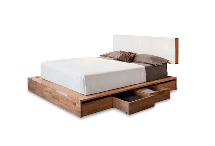 Solid Bed Frames Wooden