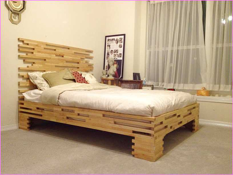 Solid Wood Bed Frame Ikea