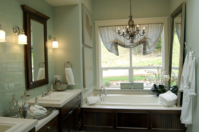 Spa Bathroom Ideas Decorating