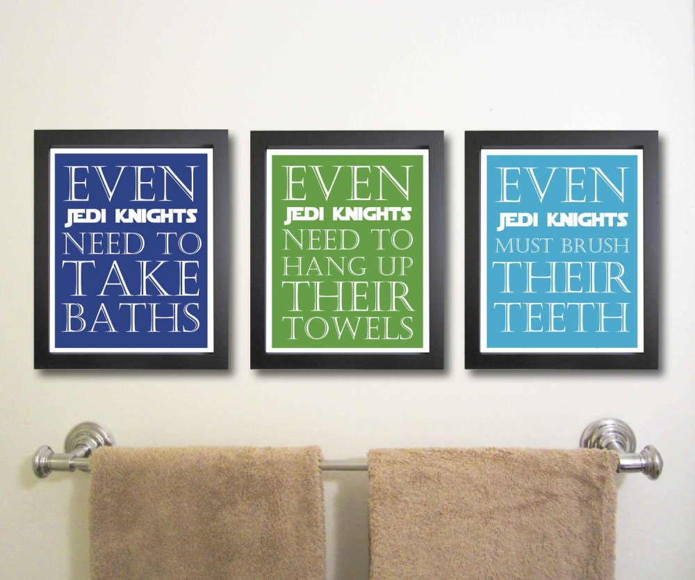 Star Wars Bathroom Ideas