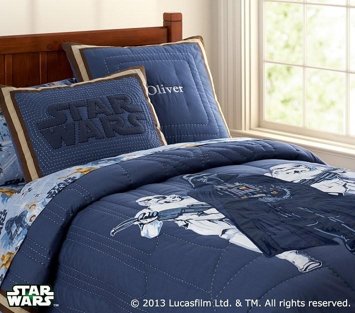 Star Wars Bed Frame