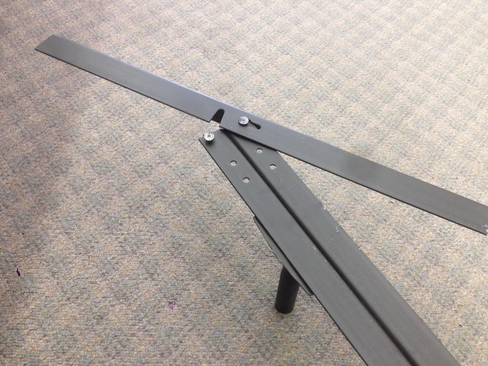 Steel Bed Frame Feet
