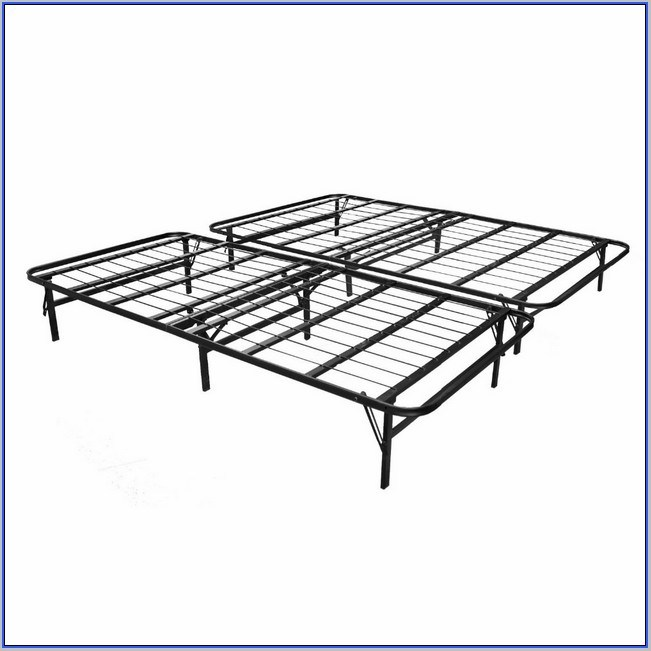 Steel Bed Frame Full Size
