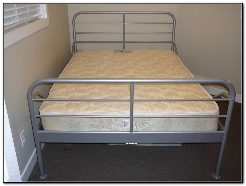 Steel Bed Frame Ikea