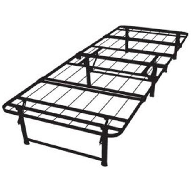 Steel Platform Bed Frame Twin