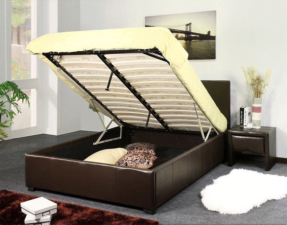 Storage Bed Frame