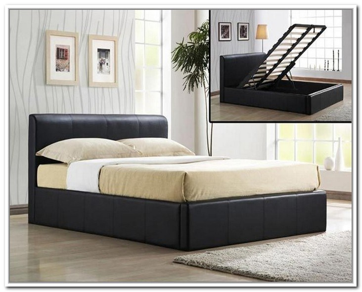 Storage Bed Frames Double