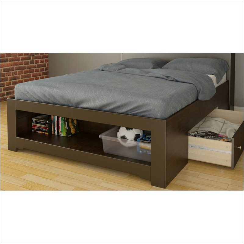 Storage Bed Frames Full