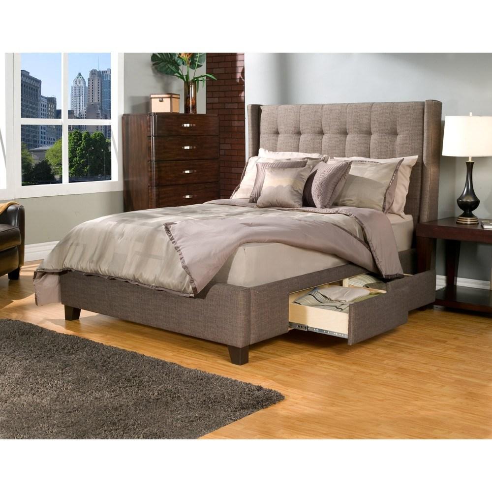 Storage Bed Frames King