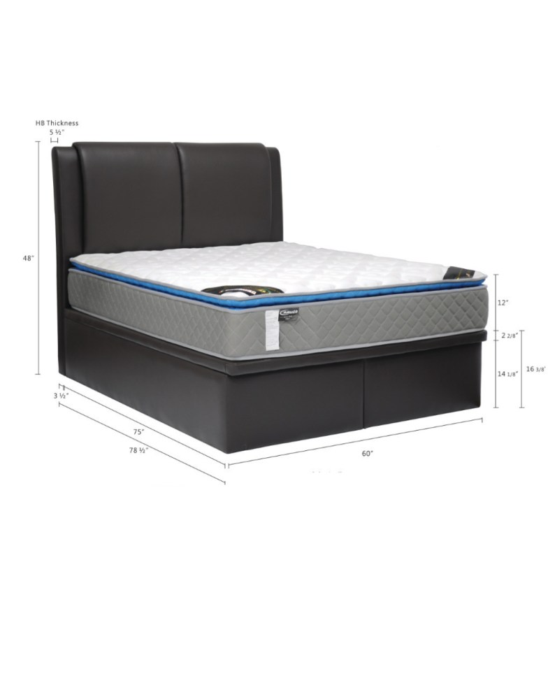 Storage Bed Frames Singapore