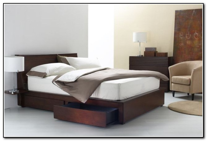 Storage Bed Frames