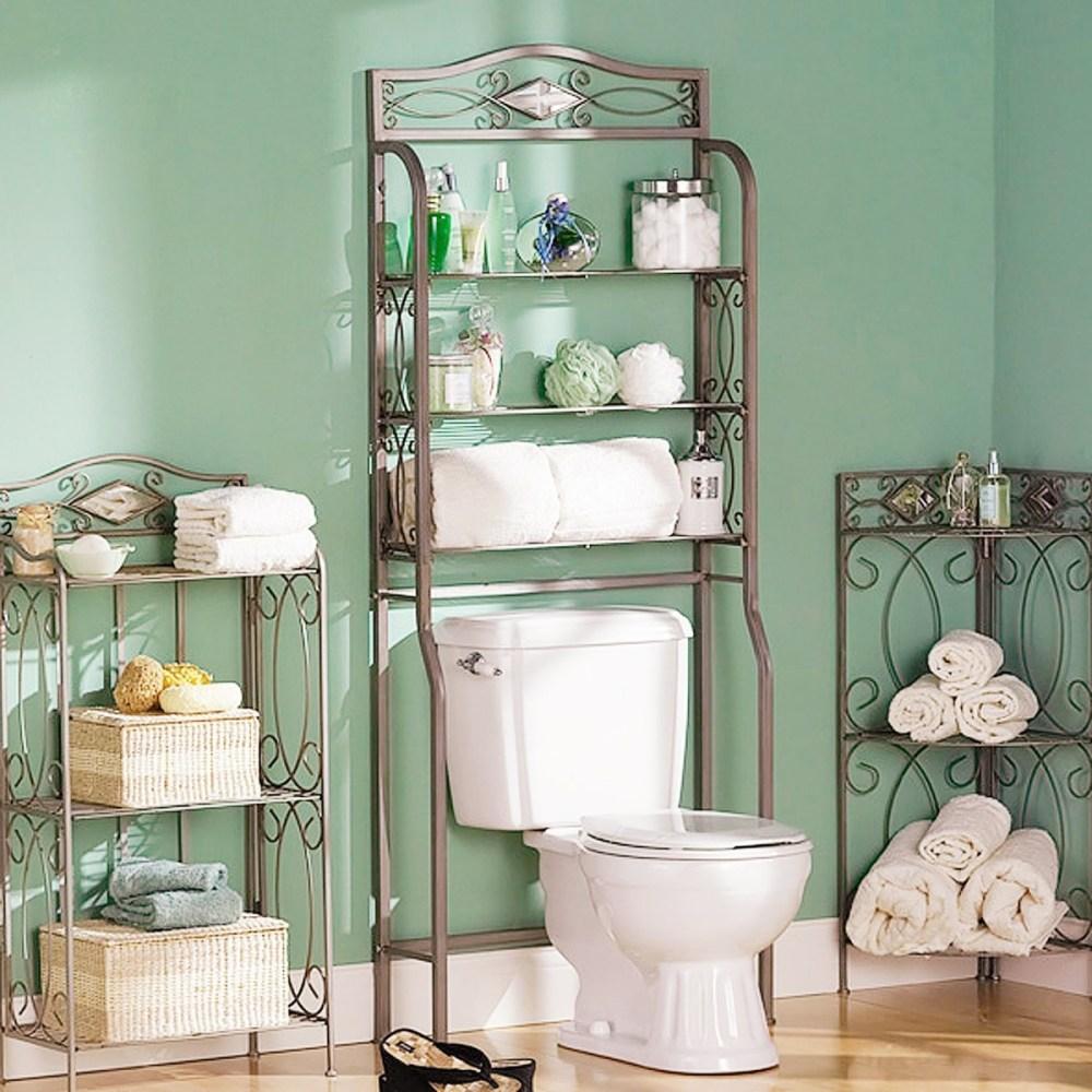 Storage Ideas For Small Bathroom
