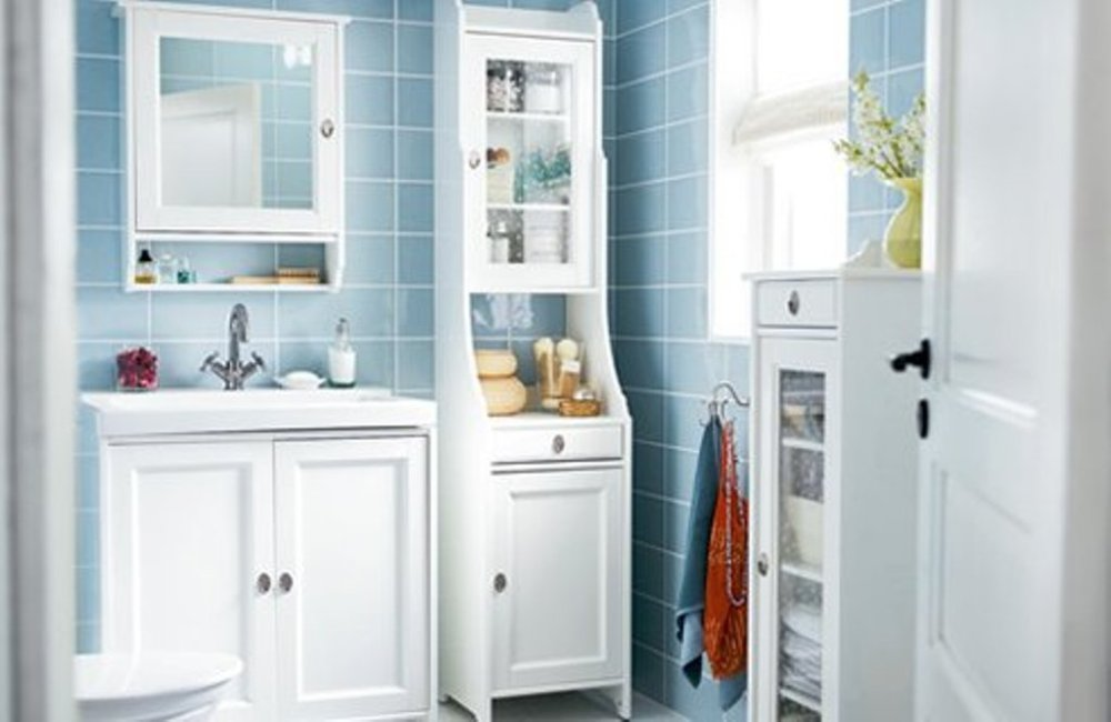 Storage Ideas For Small Bathrooms Ikea