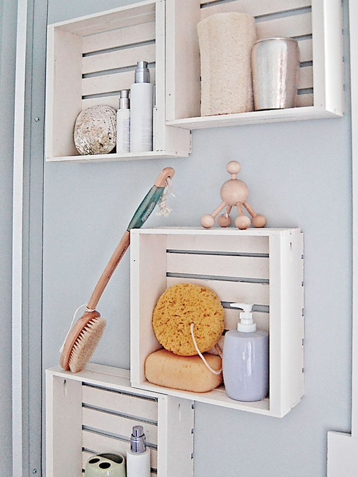 Storage Ideas For Small Bathrooms Uk