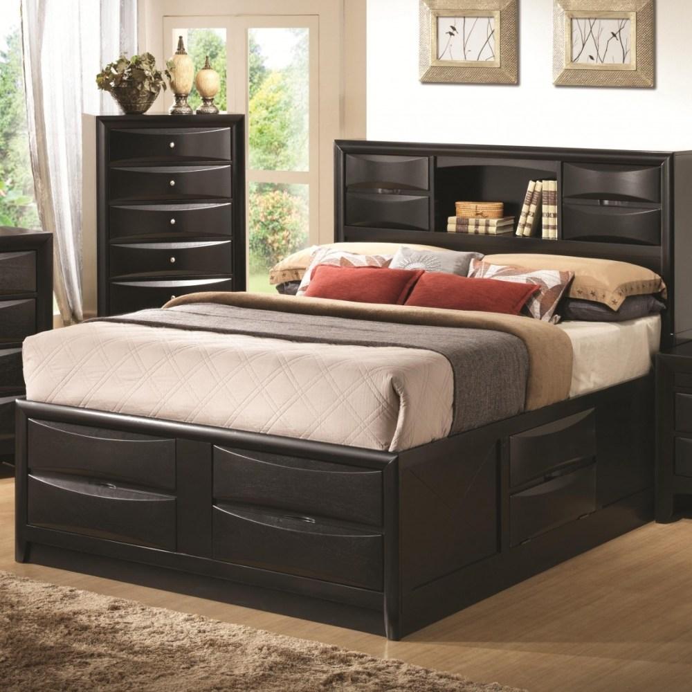 Storage Queen Size Bed Frame