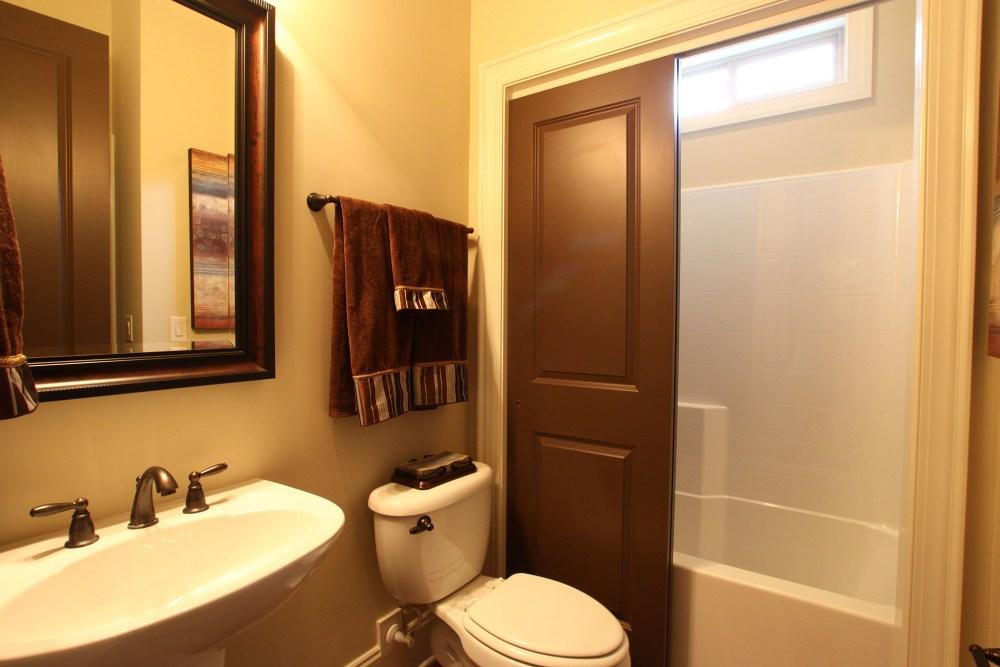 Studio Apartment Bathroom Ideas