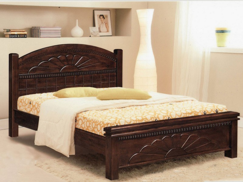 Super King Size Bed Frame Wooden