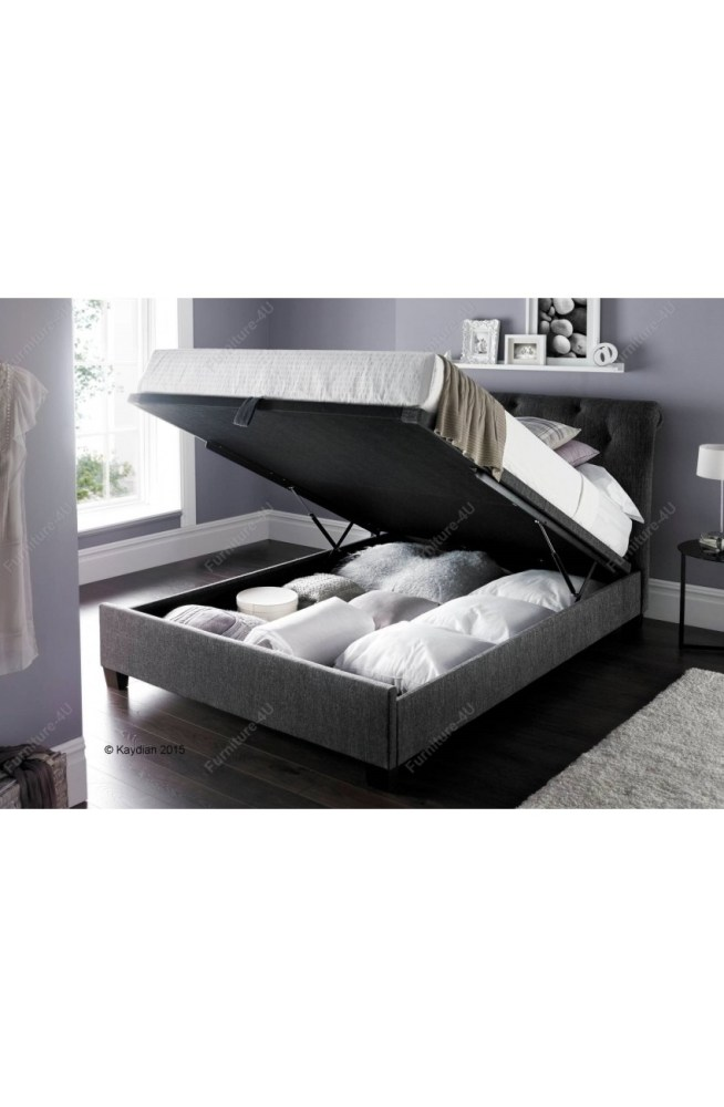 Super King Storage Bed Frame