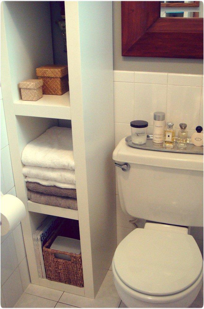 Super Small Bathroom Storage Ideas