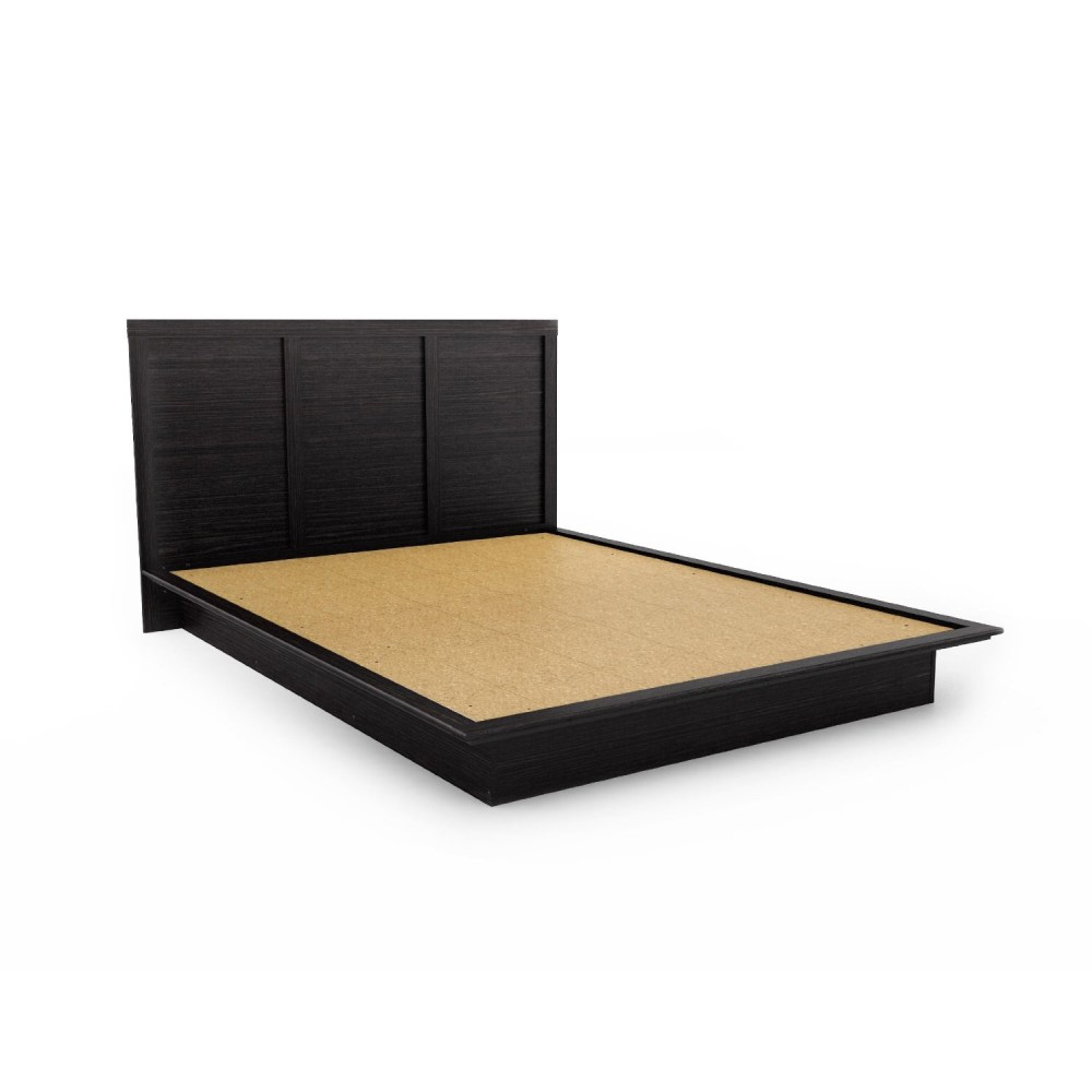 Tall Platform Bed Frame Queen