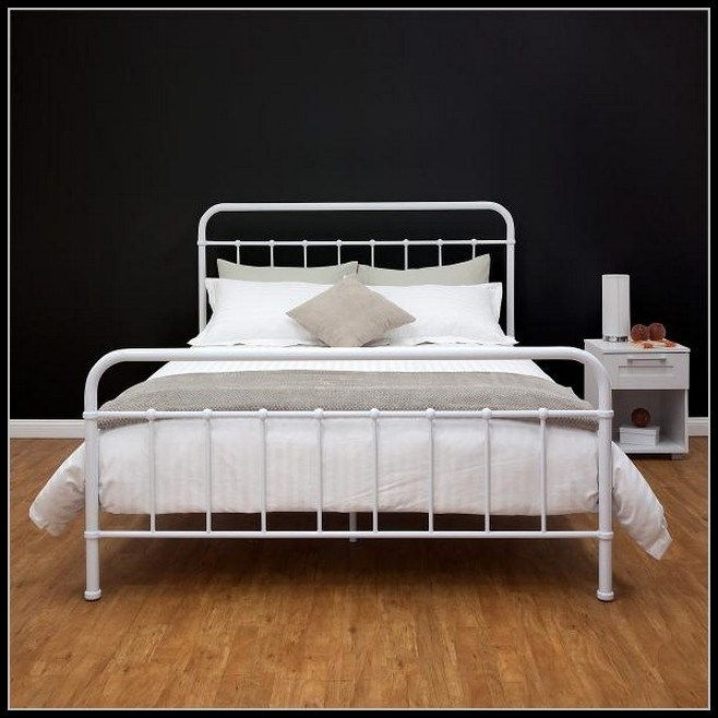 Target Metal Bed Frame