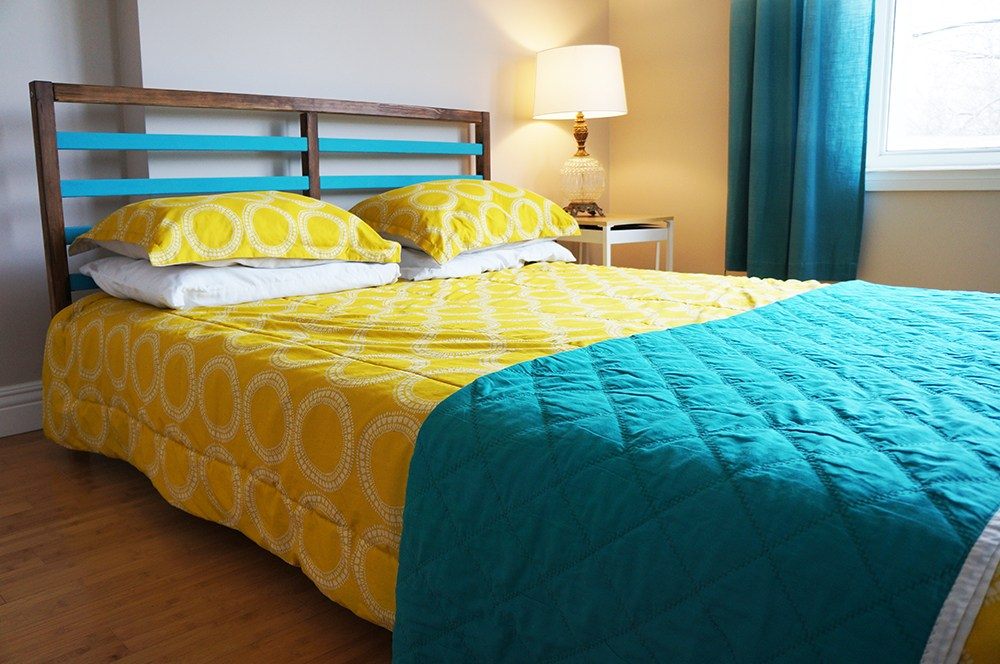 Tarva Bed Frame Hack