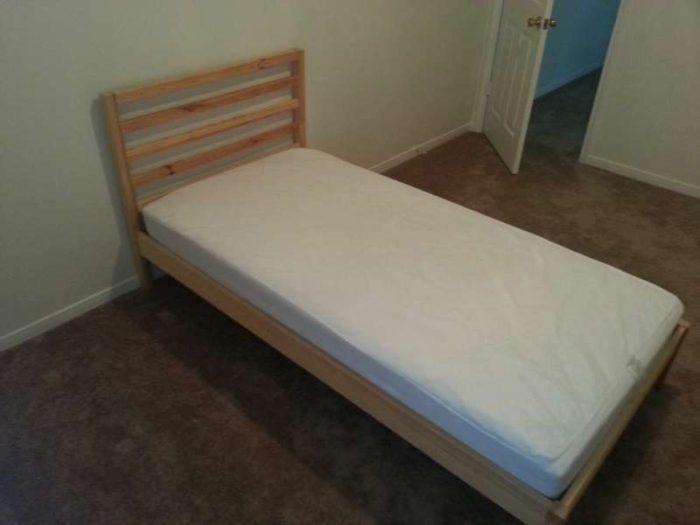Tarva Bed Frame Twin