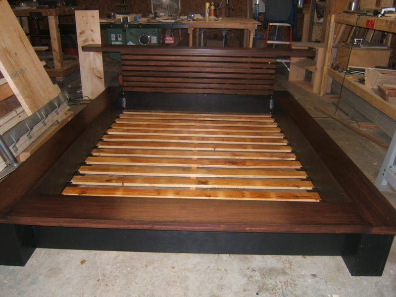 Tatami Bed Frame Design