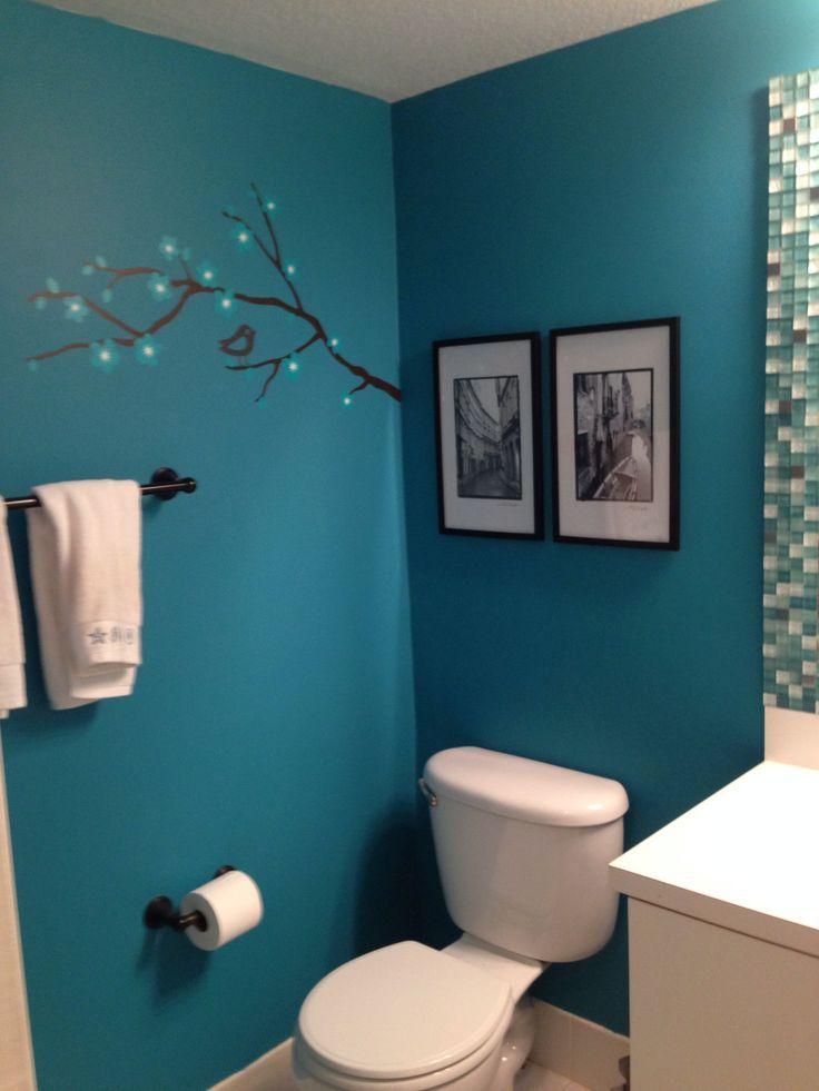 Teal Bathroom Ideas
