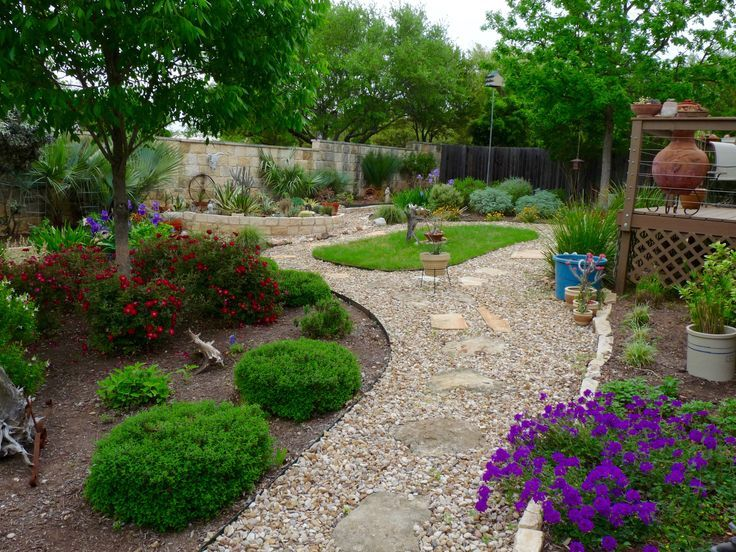 Texas Drought Tolerant Landscaping Ideas