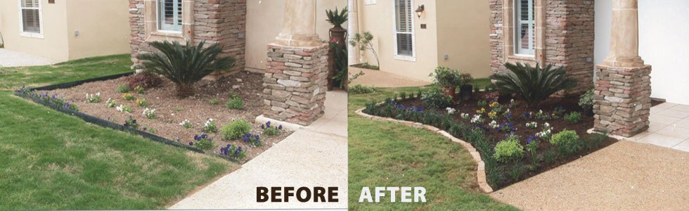 Texas Landscape Ideas San Antonio