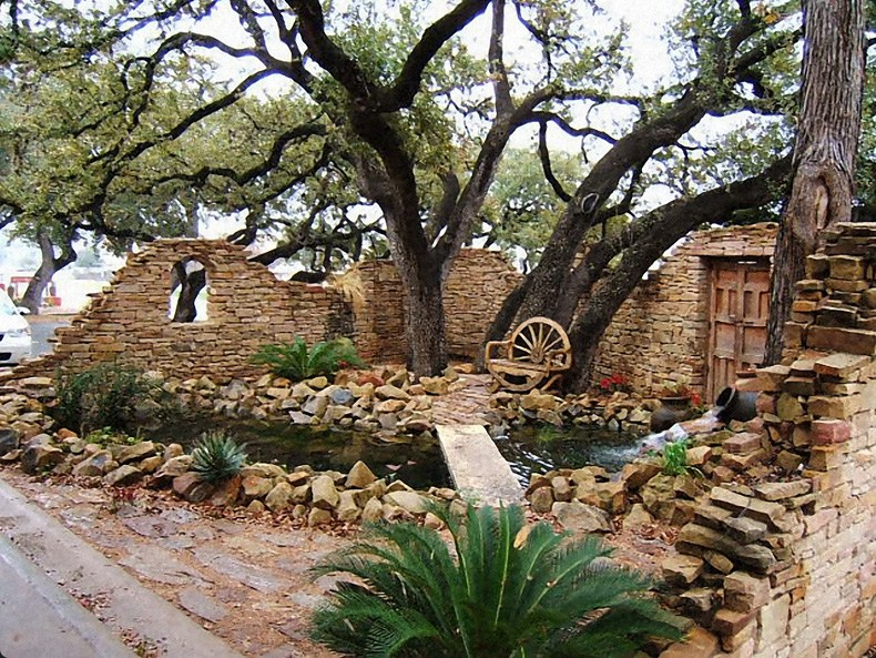 Texas Landscaping Ideas Pictures
