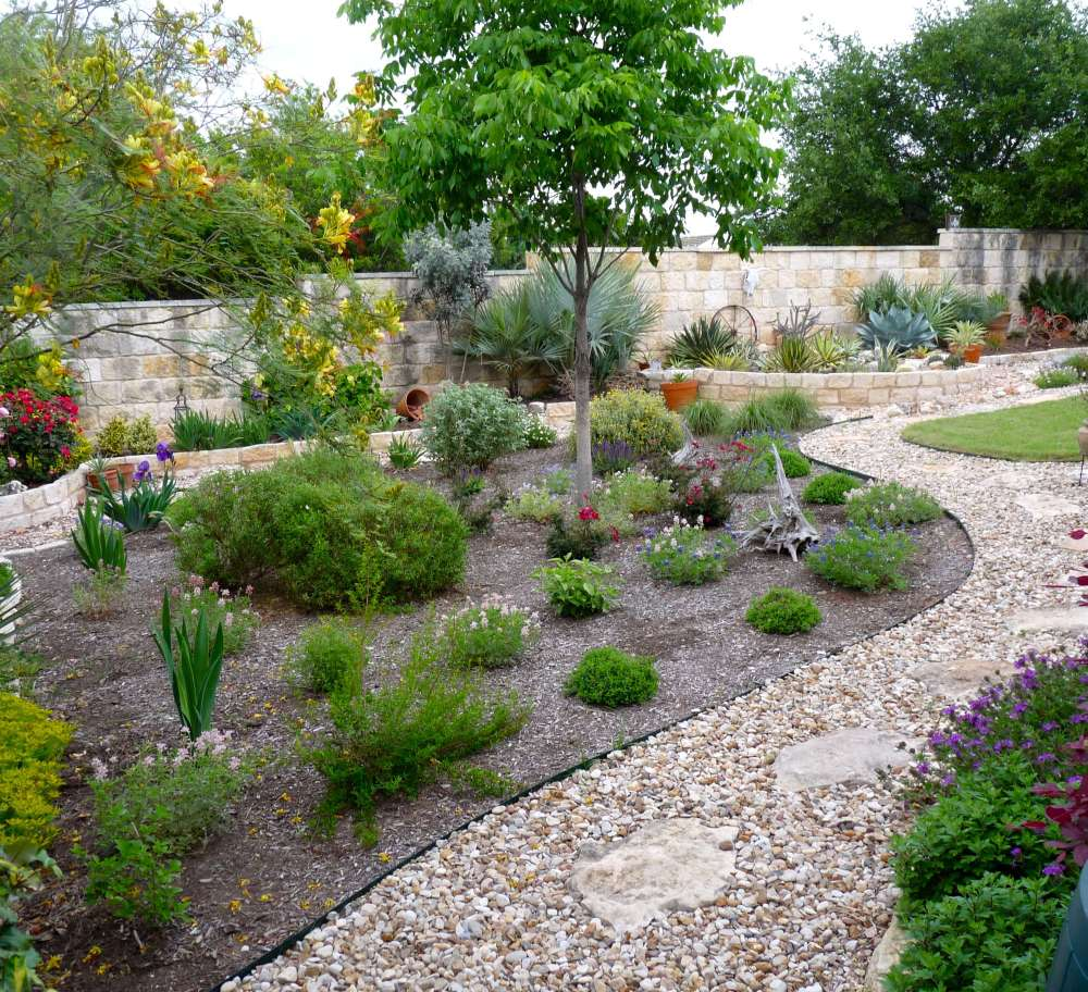 Texas Landscaping Ideas Xeriscape